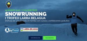 Snowrunning Larra Belagua