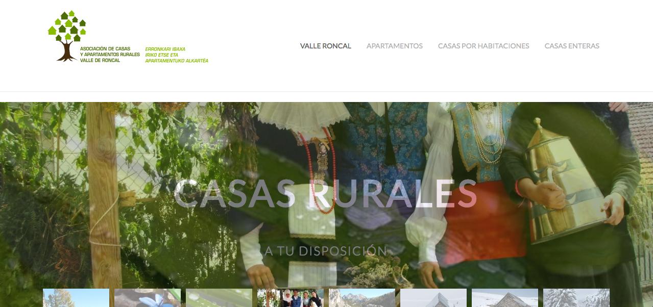 Casas Rurales Roncal